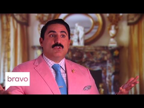 Shahs of Sunset: Reza's Grooming Tips  Bravo