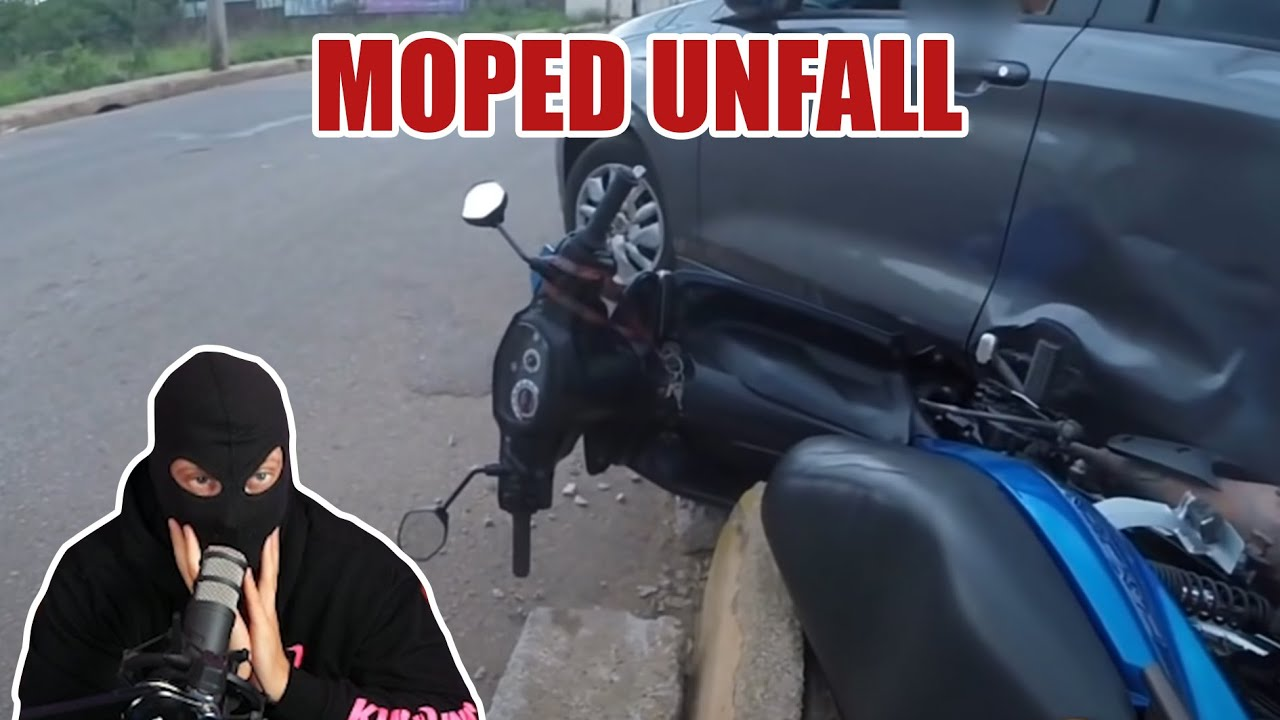 Er übersieht den MOPED FAHRER | Moto Madness | Kuhlewu reagiert