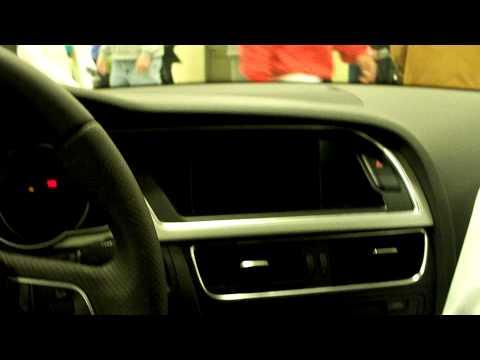 2010 Audi S5 Interior