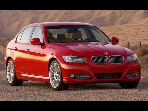2009 BMW 335d - CAR and DRIVER