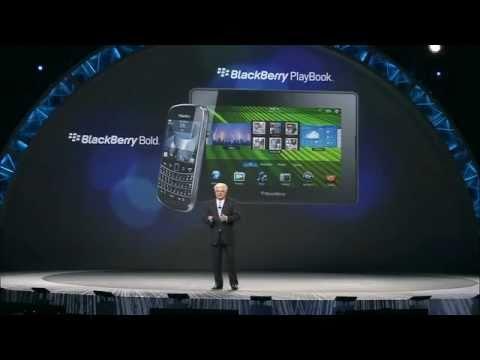 BlackBerry World 2011 - General Session - Mike Lazaridis