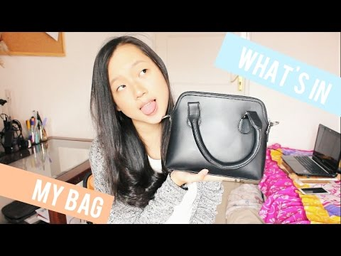 What's in My Bag? (Bahasa Indonesia) | Irene Verent