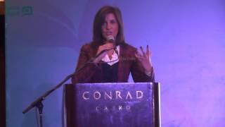 فيديو| نبيلة مكرم: توعية 400 شابا بخطورة الهجرة غير الشرعية