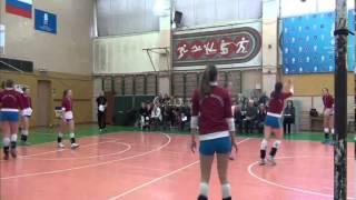 Начальное обучение тенике волейбола