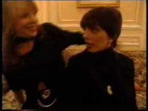 Doctor Who  Katy Manning  Jo Grant & Liza Minnelli 1996