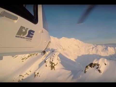 Freeride Chronicles: Skeena Mountain Heli Ski