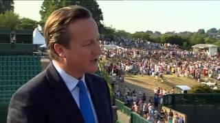 Murray's Wimbledon Win 'Makes Britain Proud' (07/07/2013)