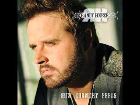 The Singer Randy Houser How Country Feels Album