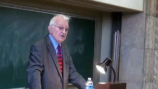 Immanuel Wallerstein - Dilemmas of the Global Left (Lecture)