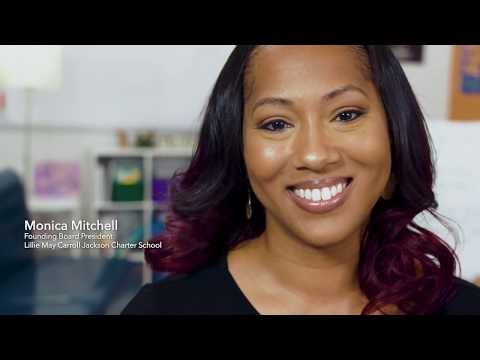 Neighborhood BusinessWorks Success Story: Lillie May Carroll Jackson Charter School