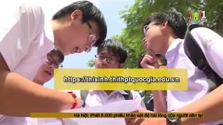tra cứu điểm thi THPT quốc gia 2018