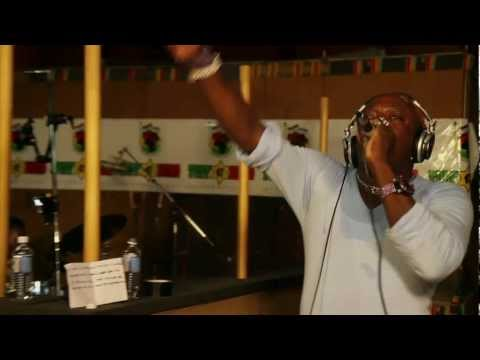 Elephant Man performs Greetings (Live at Tuff Gong Studios)