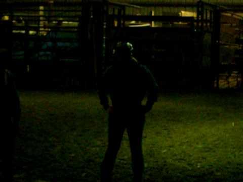 Emily Klinkenborg Bull Riding
