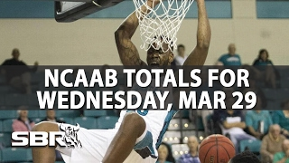 NCAA Basketball Picks | Totals For CBI | Wednesday, March 29th