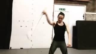 Daisy Ridley: Workout Training デイジーリドリー水着 検索動画 14