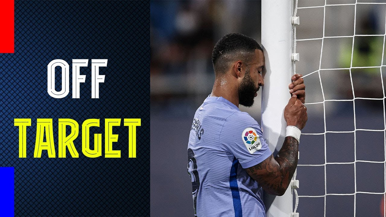 Off Target! Barça draw Cádiz, Questions for Memphis, Busquets, and Koeman