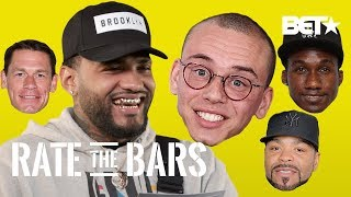 Joyner Lucas Laughs at Logic's