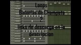 Descargar baterias de Champeta Urbana en Loops 2 las mas comerciales y pedidas