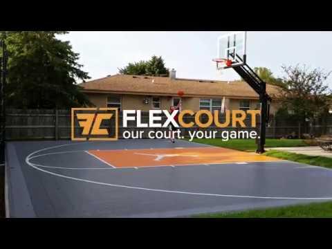 Build Your Flex Court Now - It's Easy