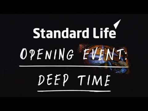 The Standard Life Opening Event: Deep Time | 2016 International Festival