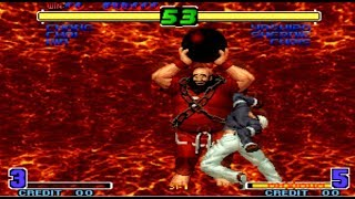 [TAS] The King Of Fighters 10TH Anniversary - Kim Team