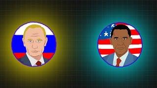 Агарио - Обама Тимится с Путиным