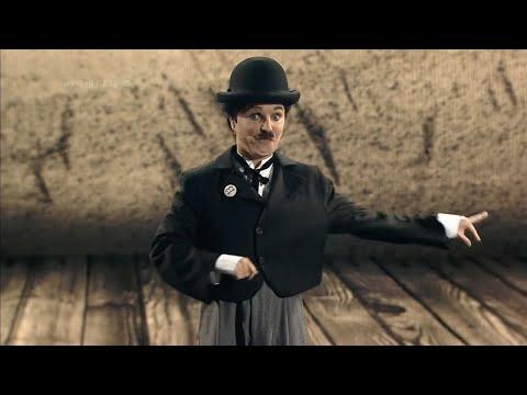 Your Face Sounds Familiar  Izabella Miko as Charlie Chaplin  Twoja Twarz Brzmi Znajomo