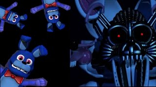 STUPID RABBIT! STAY STILL! | Five Nights at Freddy's: Sister Location - NIGHT 3