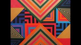 Exposicion En Canto Amazónico de Antonio García en Galería Delbarrio