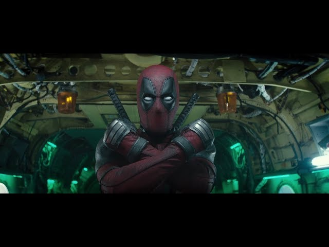 Deadpool 2 - Official Trailer #2