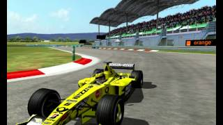 Race 2000 Sepang Malaysia Grand Prix full Formula 1 Season Mod F1 Challenge 99 02 game year F1C 2 GP 4 3 World Championship 2013 2014 2015 2016 2012 15 12 38 293 3