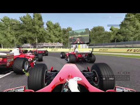 CORNER CUTTING PARADISE! F1 2017 PSORC Test Race at Italy