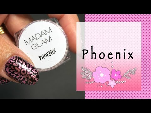 Phoenix || Regular Polish Application || Madam Glam - 30% Discount Code Manisha30