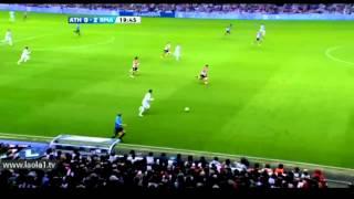 Mesut Özil 2-0 Real Madrid vs. Atletico Bilbao HD