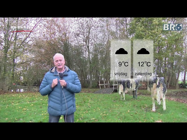 weerbericht week 47