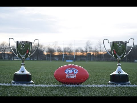 2019 AFL Europe Champions League - Afternoon Session