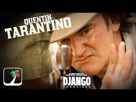 Django Unchained - Deleted Scenes with Quentin Tarantino: ENTV