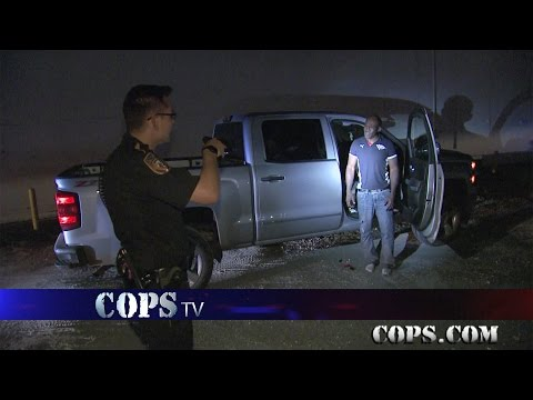 Wake Up Call, Show 2910, COPS TV SHOW