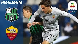 Sassuolo 0-0 Roma | Roma's top-four hopes fade after draw at Sassuolo | Serie A