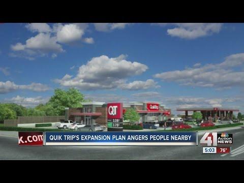 Kansas City neighborhood against expansion of Quik Trip