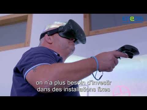 EMILY : casque de réalité virtuelle pour la formation de nos techniciens