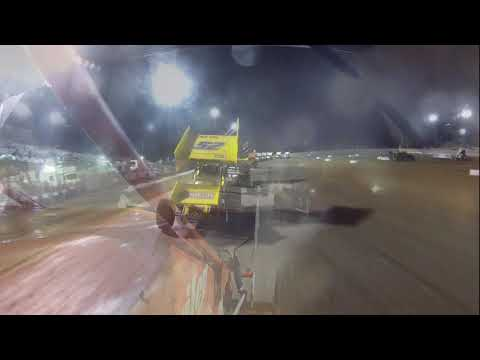 10.5.18 - Tony Bruce JR In Car cameras - Night One of the Short Track Nationals