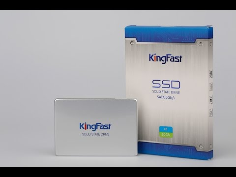 32gb ssd as bootdrive! Possible! Kingfast F5 32Gb + benchmarks
