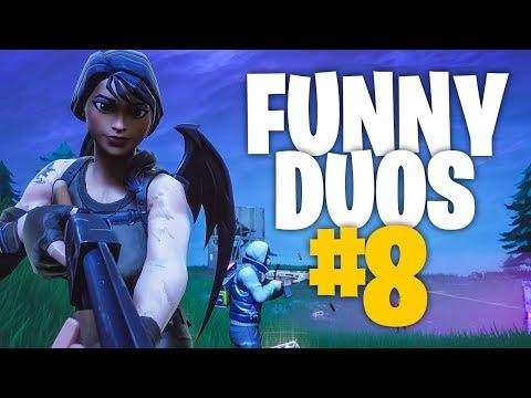 Fortnite Funniest Random Duos Moments Ep.8