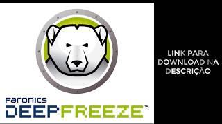 Deep Freeze Enterprise 8 + Crack e Serial - Torrent 2019