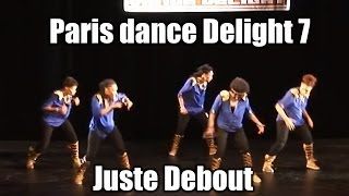 Paris Dance Delight 7:  Paradox'sal - gorgeous show !