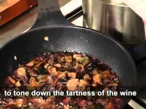 מתכוני סוגת: תבשיל לקט חמישה דגנים וראגו פטריות.