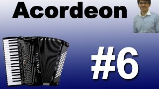 Gambar cover Aula 6 de acordeon prof Neri - Aprenda escala na baixaria
