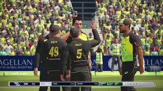 Ashes Cricket PC Gameplay  2