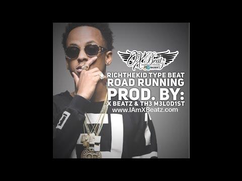 Rich The Kid Type Beat - Road Running (Prod by: X Beatz & Th3 M3l0d1st) Instrumental Type Beats 2017